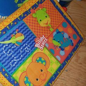 Bundle baby toys + mirrors